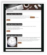 Stáhnete si zdarma e-mailové šablony