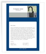 Získejte bezplatné e-mailové šablony pro letáky